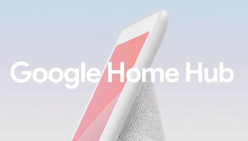 Google Home Hub: smart home gets...thoughtful?