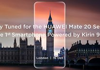 Huawei Mate 20: where, when and how to watch the event live