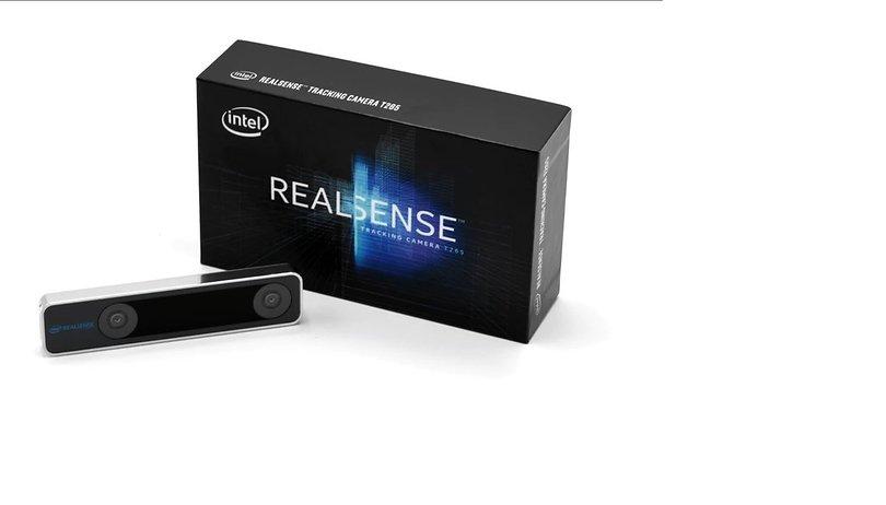 La nuova telecamera di Intel con funzionalità tracking, nata per la VR e la robotica