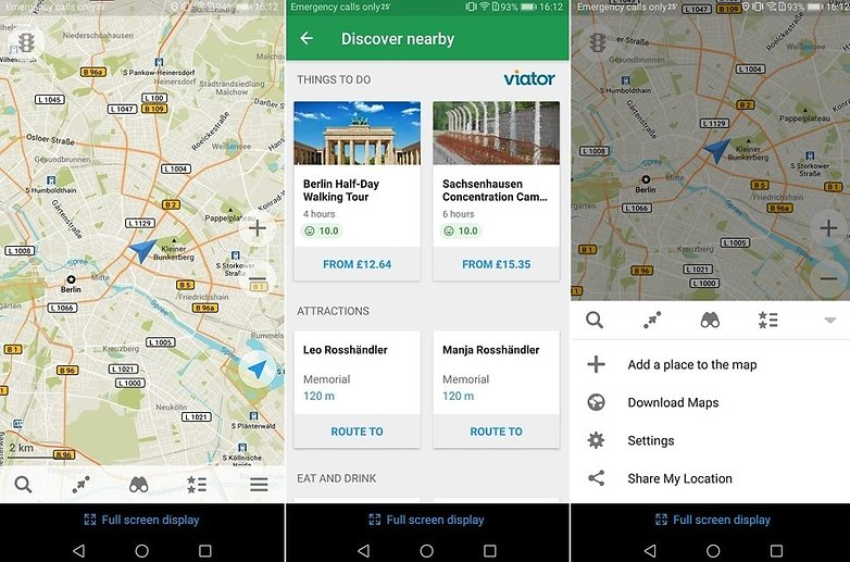 Best offline GPS and Maps apps for Android | AndroidPIT