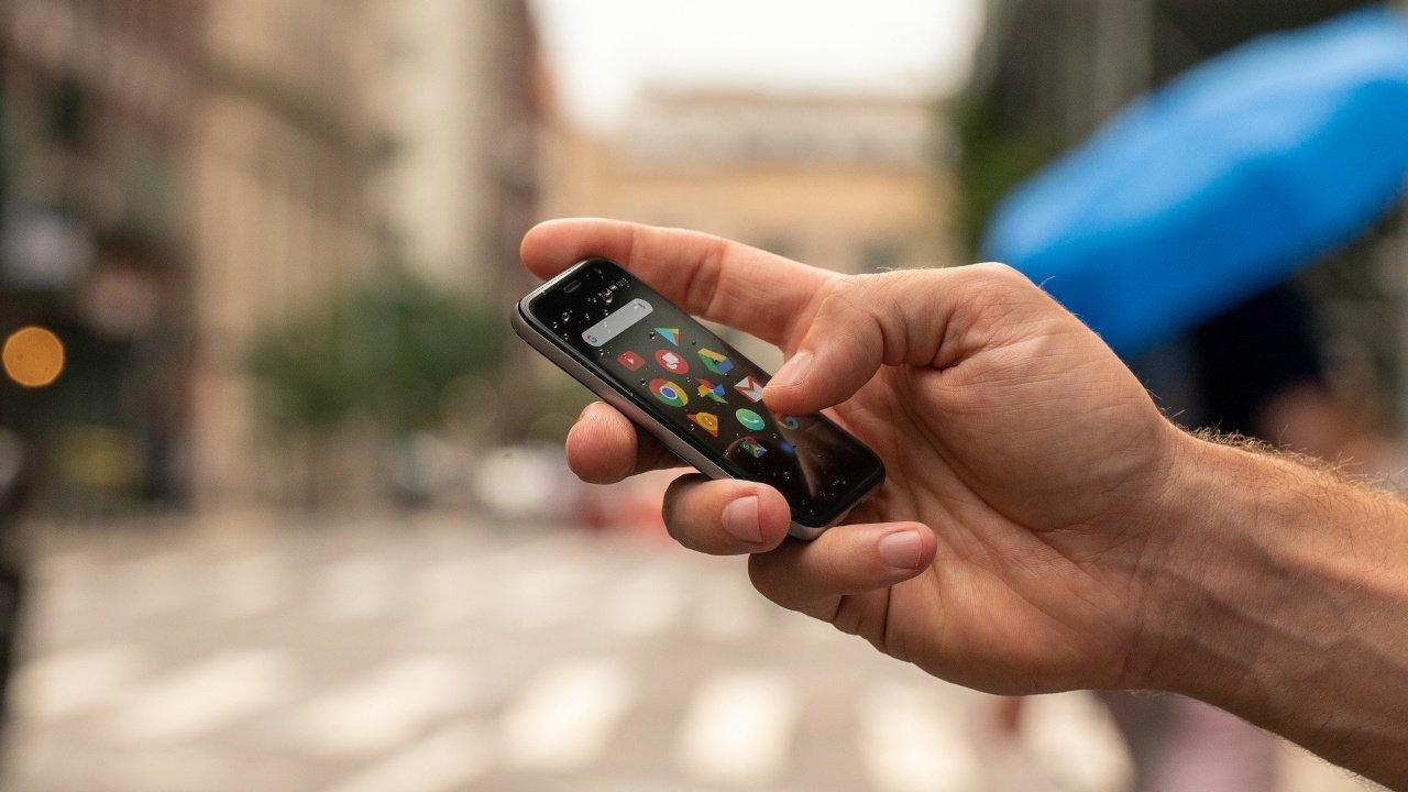Palm Phone ohne Vertrag jetzt zu kaufen - aber nicht überall