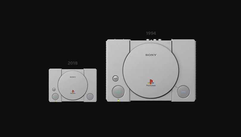 Sony's tiny PS1 classic with 20 games values your childhood at $100