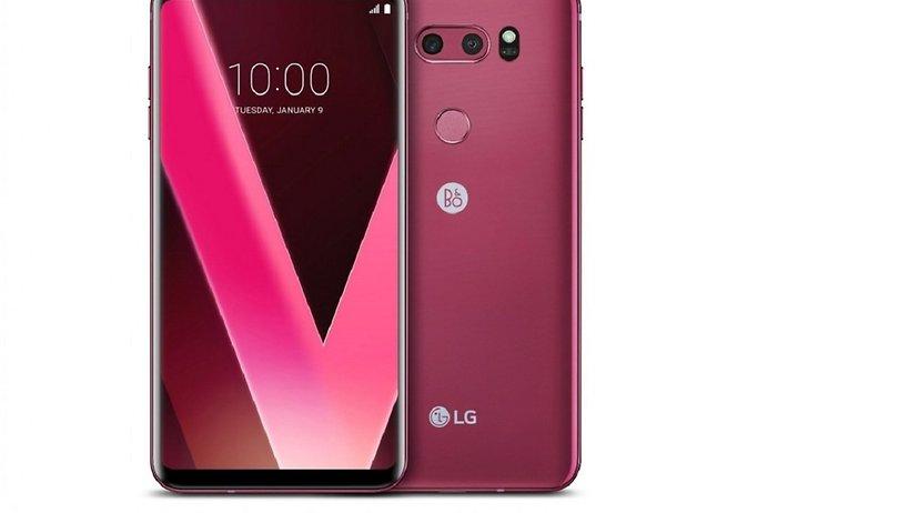 CES 2018: LG anuncia V30 na cor rosa framboesa