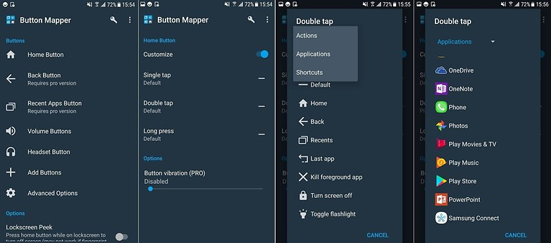 How to customize your Android home button shortcut | AndroidPIT