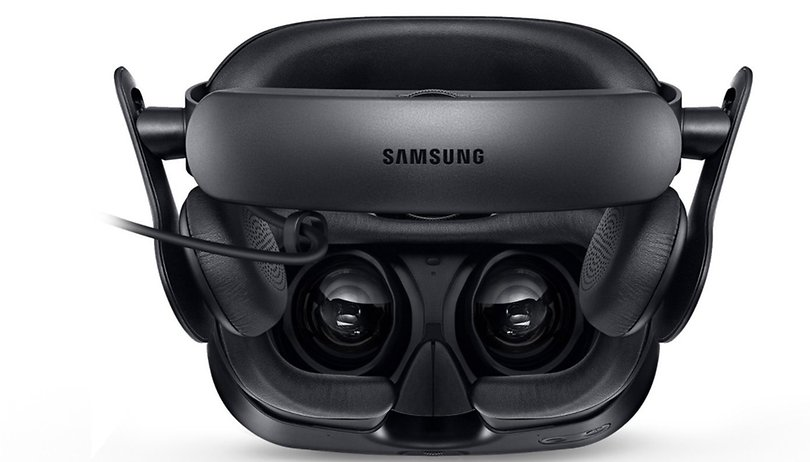 Samsung Windows Mixed Reality headset leaks