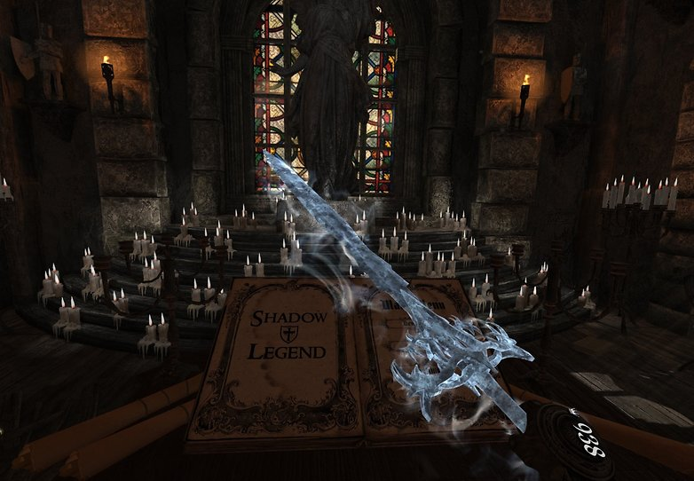 Shadow Legend is an RPG quest for VR's Holy Grail | AndroidPIT