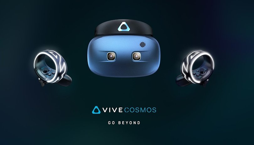 HTC's new VR headset will come with gamer-friendly controllers