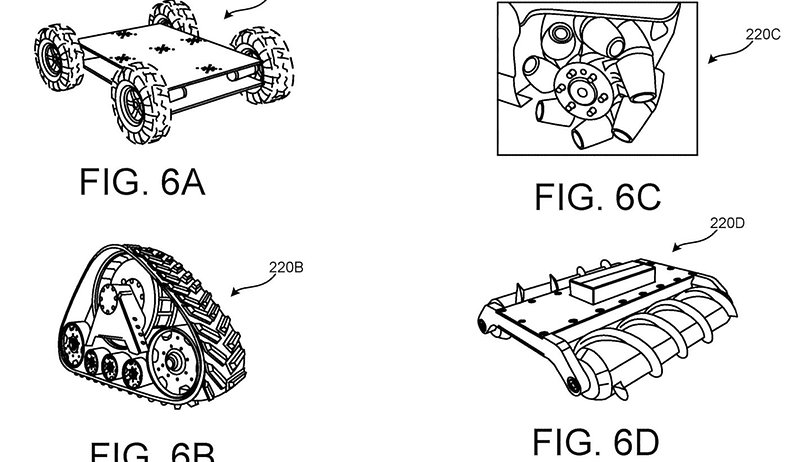 Google patents VR rollerskates to stop you bumping into stuff