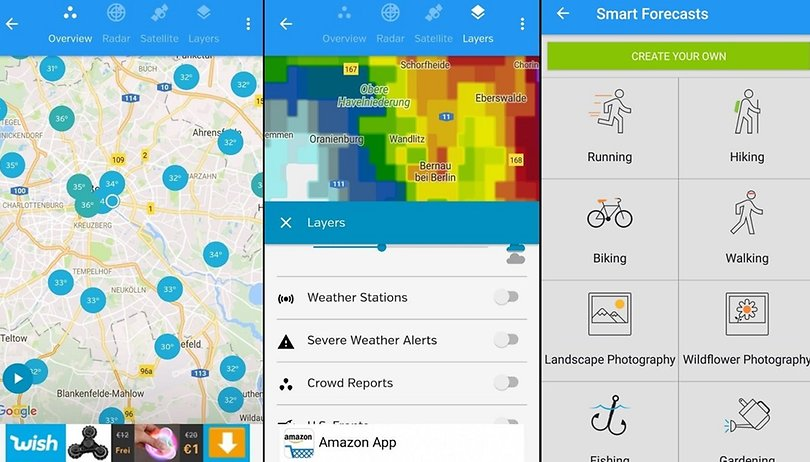 The best weather apps and widgets for Android   AndroidPIT