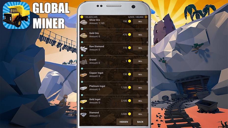 Global Miner Mining Spiel Androidpit Forum