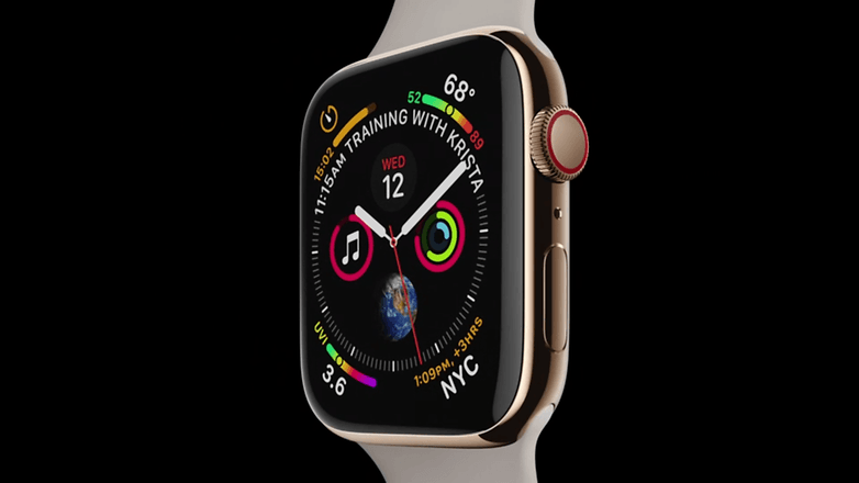 New Apple watch can take an ECG