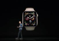 Apple Watch Series 4: la salud, lo primero