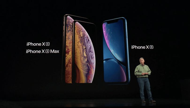¡Los nuevos iPhone ya están aquí! XR, Xs y Xs Max, trío de ases de Apple