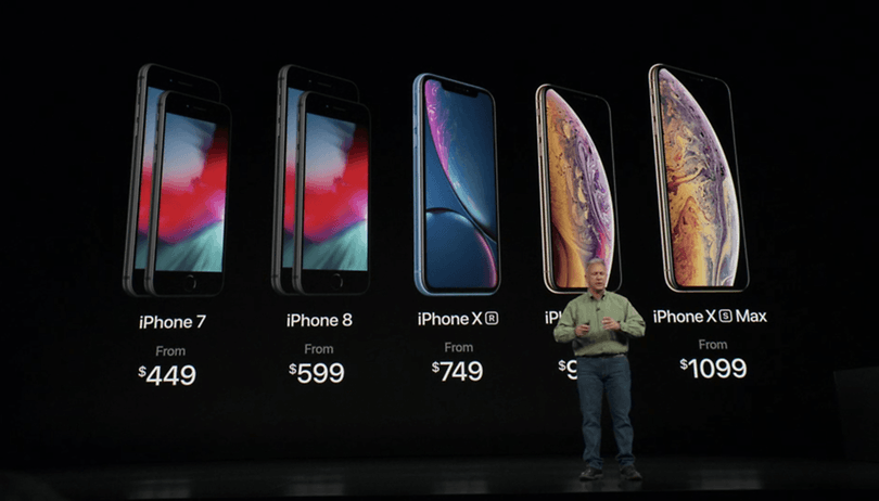 Apple is learning variety from Android...but not fast enough