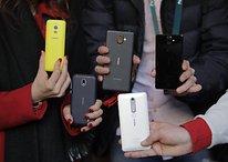 5 neue Nokia-Phones: Über-High-End, stärkere Mittelklasse, ein Klassiker und mehr