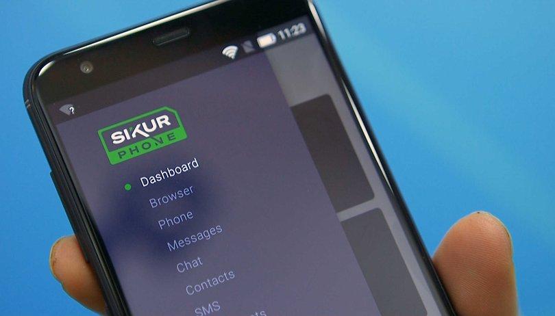 El smartphone imposible de hackear