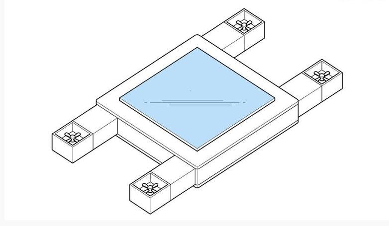 samsung dron patente