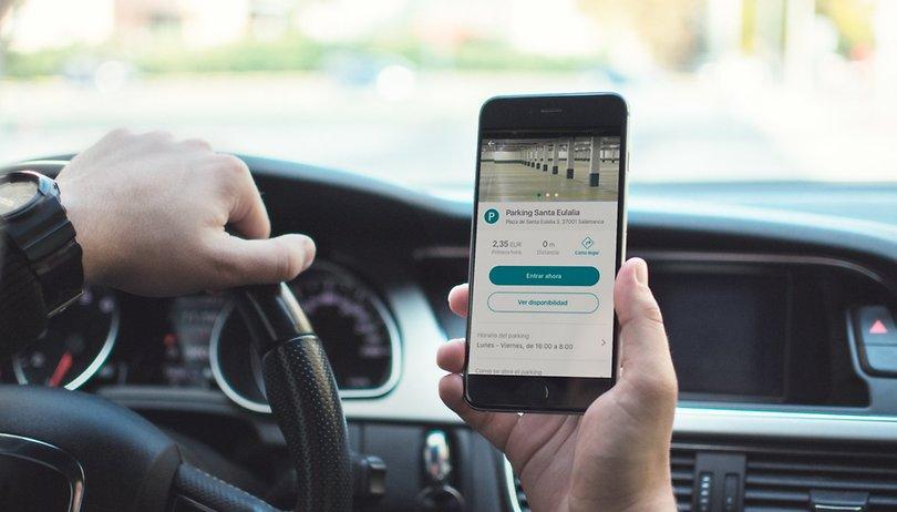 Aparcar tu coche será más fácil que nunca con esta aplicación