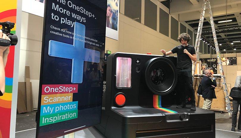 Polaroid Originals steps into the future with OneStep+