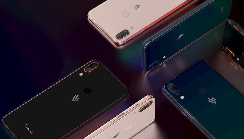 Vsmart sbarca in Europa con 4 smartphone prodotti da BQ