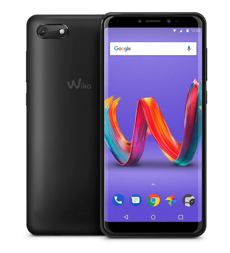 WIko Harry 2 Anthracite Compo 01