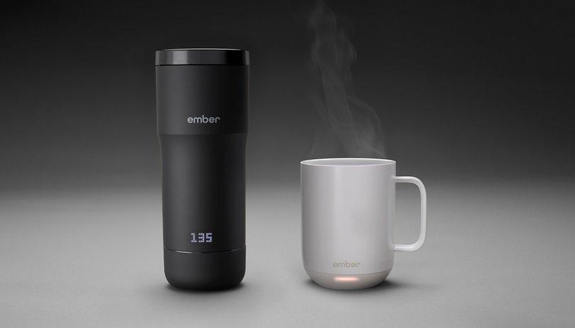 Ember lance la première tasse connectée au monde