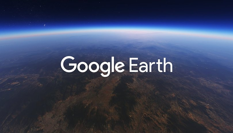 Travel back in time with your smartphone and Google Earth Timelapse