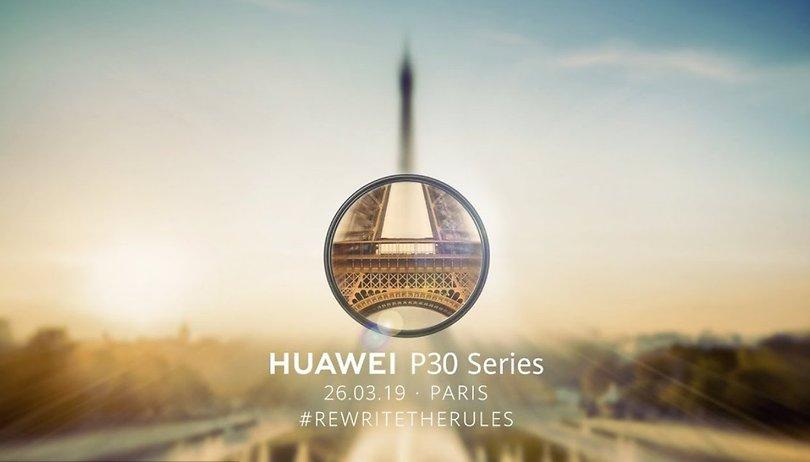 Come vedere la presentazione di Huawei P30 e P30 Pro in diretta streaming