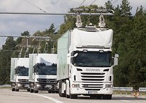 Germany opens its first electric motorway for delivery trucks