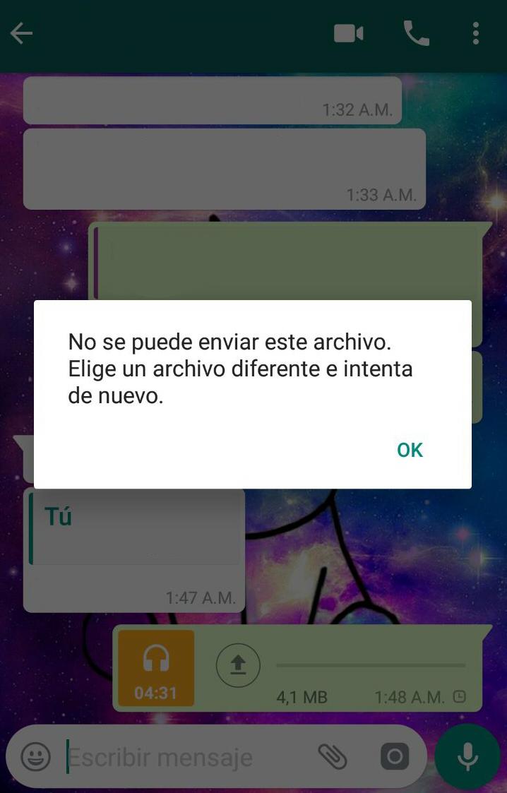 Problema Al Mandar Musica Foro Androidpit