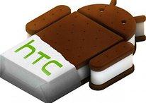 Smartphones HTC que se actualizarán a Android Ice Cream Sandwich (Rumor)