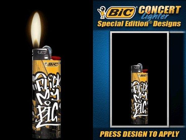 BIC® Concert Lighter