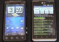 [Vídeos] 3D vs 3D – Comparación de los teléfonos 3D de LG y HTC