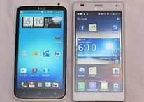 LG Optimus 4X HD vs HTC One X (Round 2) - A prueba de golpes