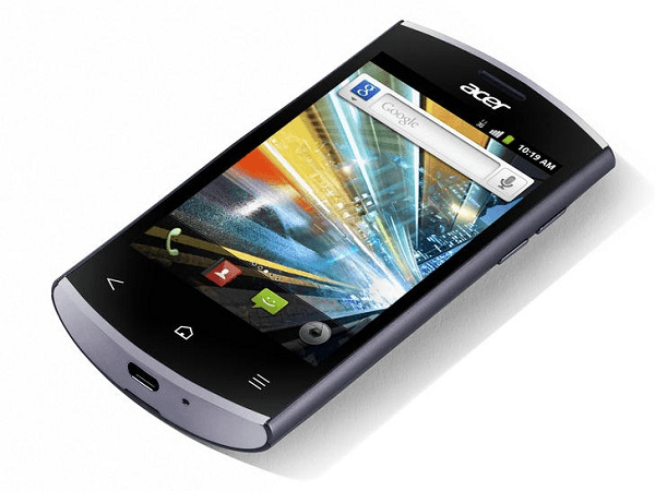 Acer Liquid Express Android NFC