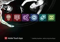 Android y Adobe: ya están disponibles en el Android Market todas las Adobe Touch Apps Family