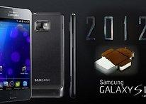 Esta noche el Samsung Galaxy S2 recibirá Android 4.0 ICS