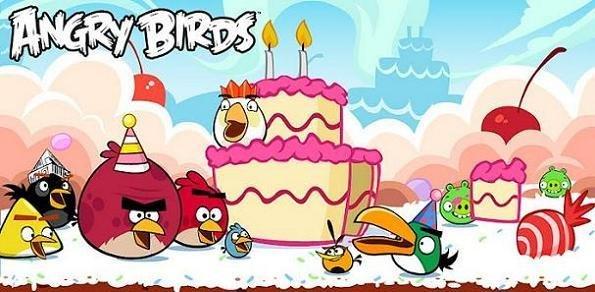 angry birds cumpleanos