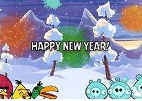 Angry Birds nos felicita el año nuevo (Vídeo)