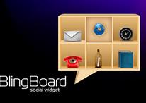 BlingBoard: Social Widget - Todo en uno (Redes sociales, gmail, etc.)