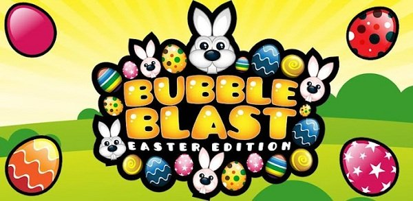 Bubble Blast Easter (Pascua)