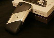 HTC Sensation 4G con cubierta en cromo pulido