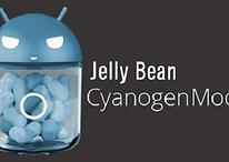 CyanogenMod 10 alfa Jelly Bean para la gama Xperia 2011