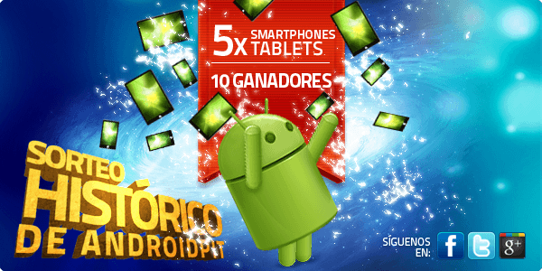 sorteo historico androidpit android