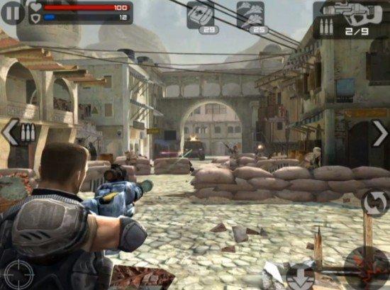 Frontline Commando para Android
