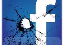 """La app de Facebook sigue siendo una """"miércoles"""" como un día de fiesta"""