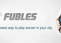 Fubles: il modo migliore per organizzare partite di calcio con Android