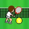 Gachinko TennisJ android juego de tenis