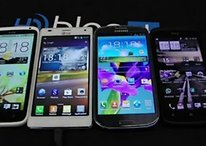 Samsung Galaxy S3 vs LG Optimus 4X HD vs HTC One X vs HTC One S