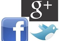 [Infografía] Dilema: ¿Google+, Twitter o Facebook? - Las tres juntas en una misma app con Social Plus para tu Android